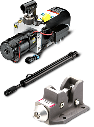 Hydraulic Stabilization & Motion Control - Power-Packer