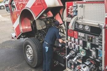 Hydraulic Latch Cab Tilt Cylinder Pumps PowerPacker