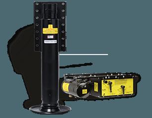 Hydraulic Trailer Landing Gear - Power-Packer