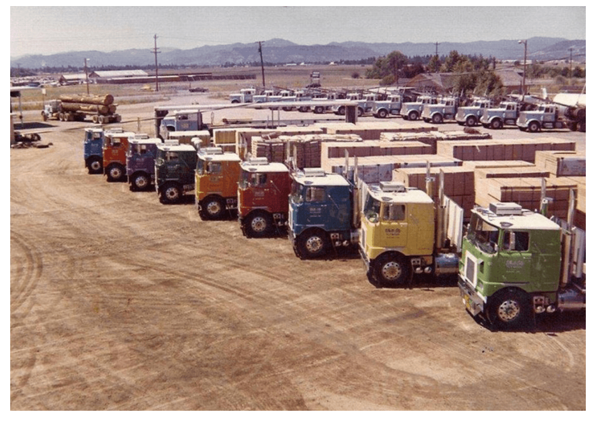 The Fall and Rise of Cabover engine (COE) trucks - Power-Packer